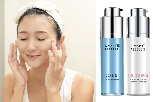 How to add serums to your morning