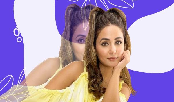 Sunshine Girl! How To Create Hina Khan's Brunch Makeup Look
