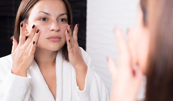 How to deal with itchy pimples in the winter