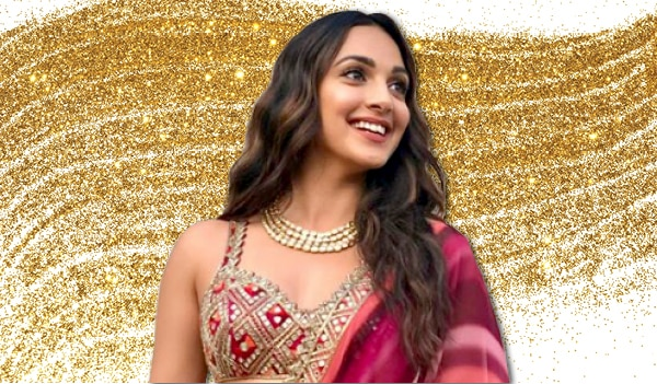 Kiara Advani's body wave hairstyle is perfect for the festive season — here's how to create it