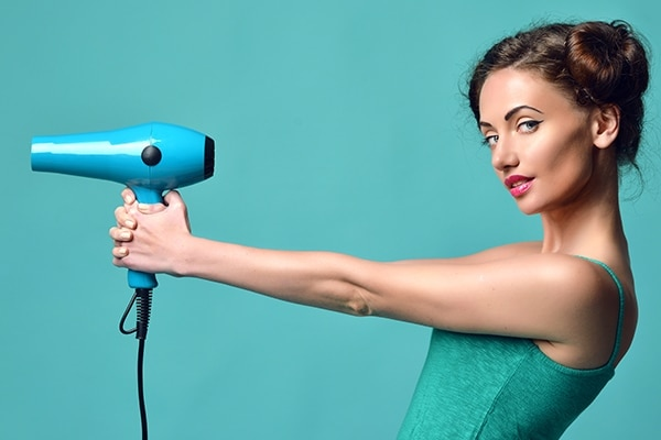 Ditch heat-styling tools