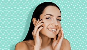 How to make your open pores look smaller