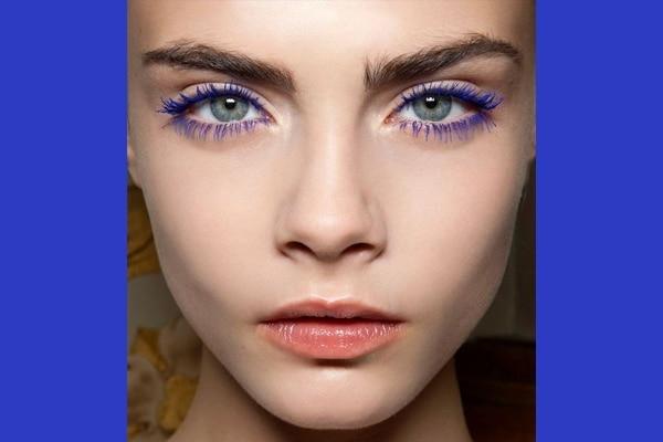 Cara Delevingne's utterly insane lashes