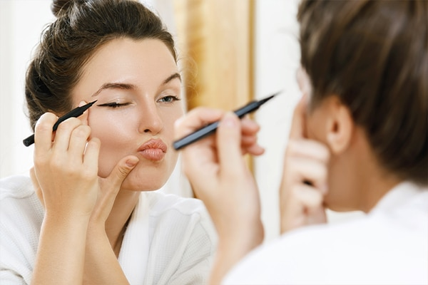 """""""A little bit of smudging is good when it comes to eyeliners"""" – Anjali Agarwal, Features Writer"""