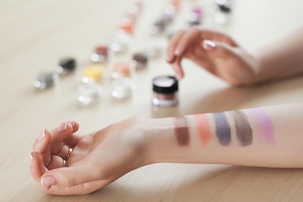 """Use a cotton swab to test eye shadow"" – Urvi Dalal, Senior Beauty Writer"