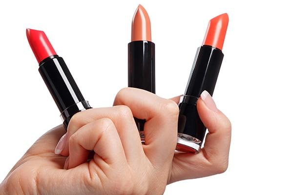 """Swatch lipstick on your fingertips"" – Fatema Habib, Senior Beauty Writer"