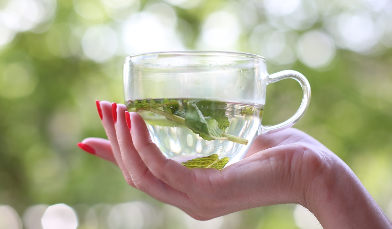 Benefits and How to use spearmint tea for acne treatment