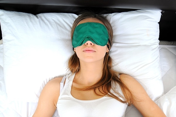 Your sleeping position matters