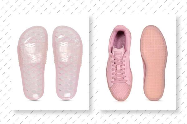 Jelly footwear