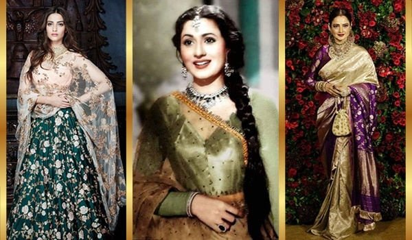 In a world of angry young men, these Bollywood divas made bold statements with their beauty choices...