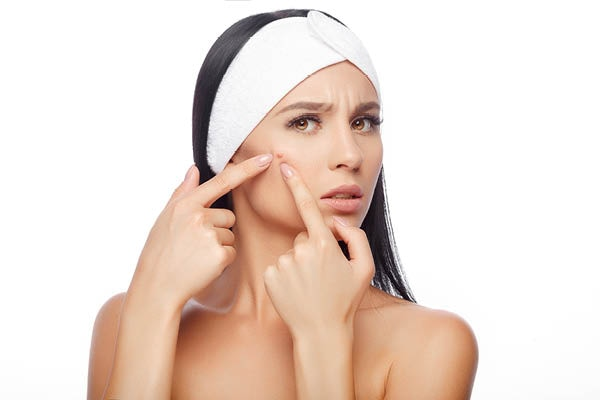 Mistake 5 – Popping zits
