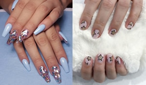 Jazz up your manicure game with these hot Instagram nail trends, RN!