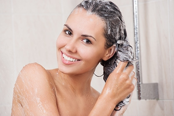 Choose the right shampoo and conditioner