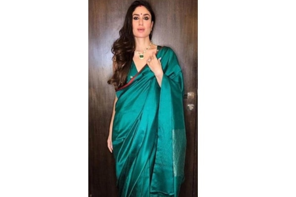 Kareena Kapoor Khan's Diwali look