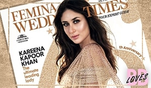 BB Loves: Kareena Kapoor Khan's dewy makeup on the cover of Femina Wedding Times