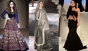 Throwback Tuesday: Looking back at Kareena Kapoor Khan's best LFW looks over the years