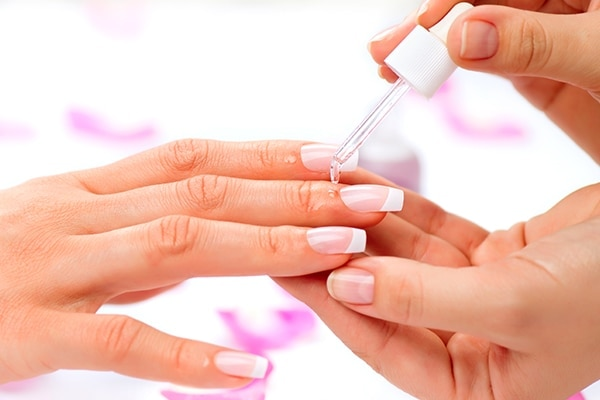 Cuticle oil to your rescue