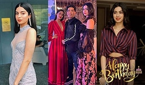 5 times Birthday girl Khushi Kapoor proved she's a fashionista in the making