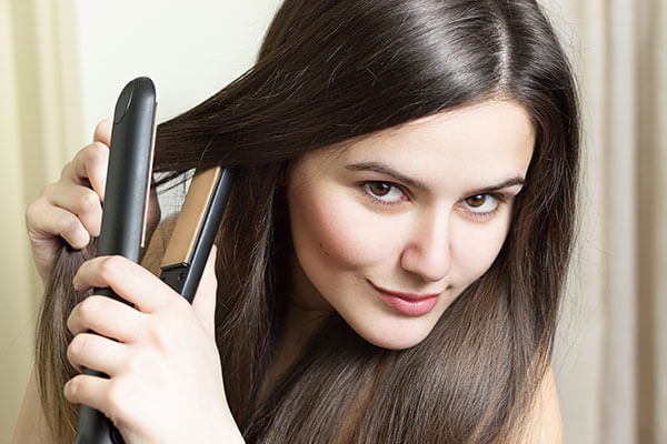 Travel Sized Straightener