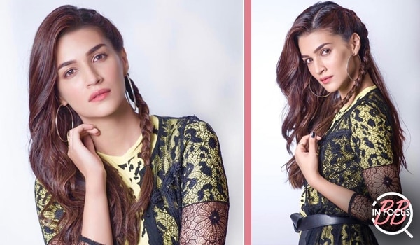 Kriti Sanon's boho braid-style is giving us all kinds of Spring hair goals