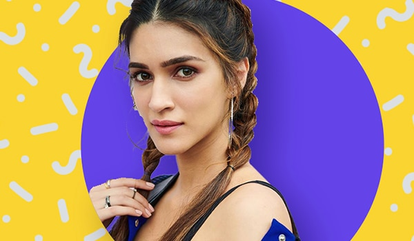 5 times Kriti Sanon proved she's the queen of experimental hairstyles