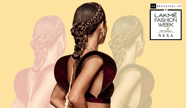LFW WF'19: Braids just got a cute AF makeover! This is how to wear them like a fashionista