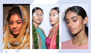 Best of makeup and beauty from the Lakmé Fashion Week W/F 2018 Day 2
