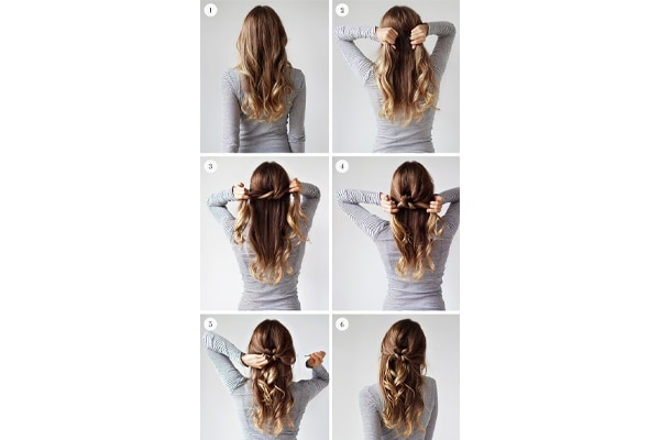 Best Everyday Simple Hairstyles Step by Step Guide