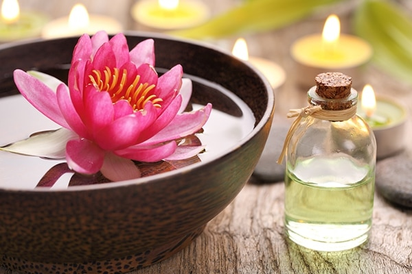 The Benefits Of Lotus For Healthy Hair And Skin