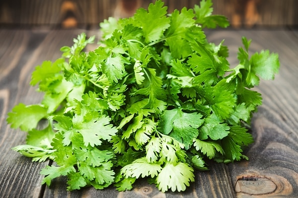 Commit to coriander