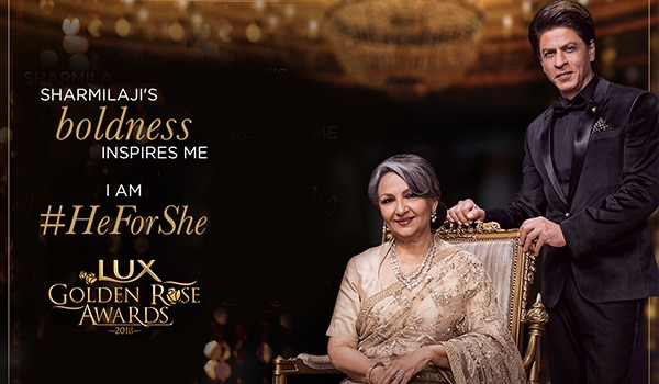 Lux icon Sharmila Tagore: celebrating her bold beauty