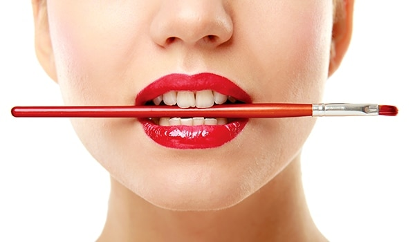 Make your lips look fuller with these easy tricks