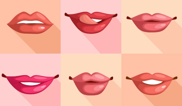 Lips don't lie: Makeup tips for different lip shapes