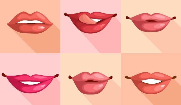 अलग-अलग आकार के होंठों के लिए कारगर मेकअप टिप्स