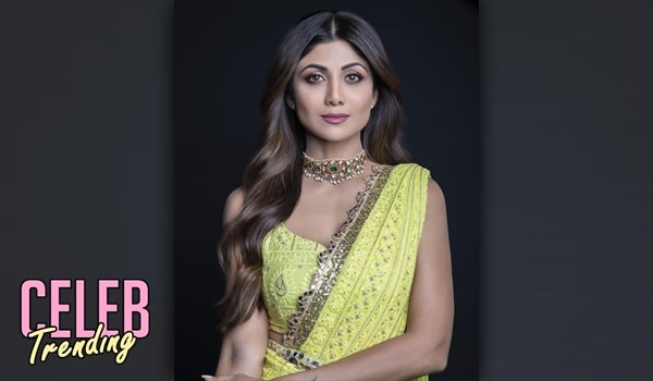 Makeup that teams well with Indo-western attires, ft. Shilpa Shetty