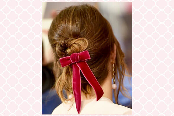 How Our Celebrities Are Wearing The Ribbon Bow On The Red