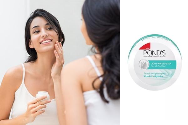 Make moisturiser your BFF