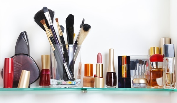 Marie Kondo your beauty routine: how to organise your beauty products