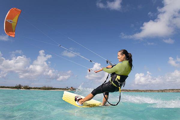 Mauritius – Kite Surfing