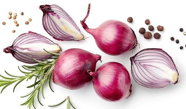 Onion juice—our hair care hero...