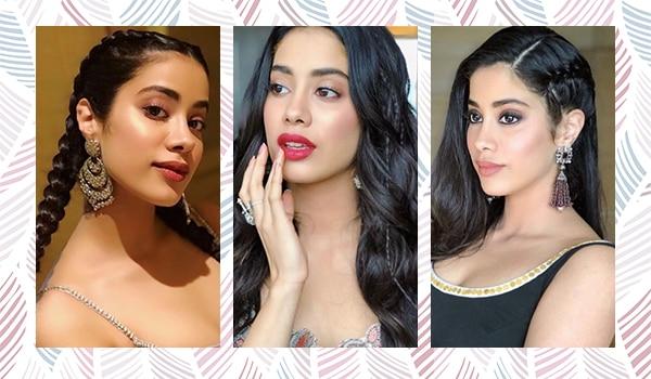Janhvi Kapoor's recent hair braid games has us hooked!