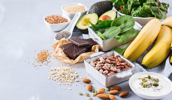 7 Nutrients Your Body Needs For Good Skin And Hair Health