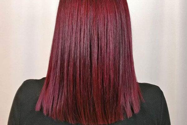 Краска для волос глинтвейн