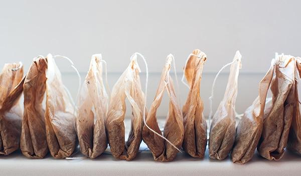 Reasons To Never Throw Used Tea Bags Away