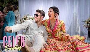 Inside Priyanka Chopra and Nick Jonas's mehendi ceremony
