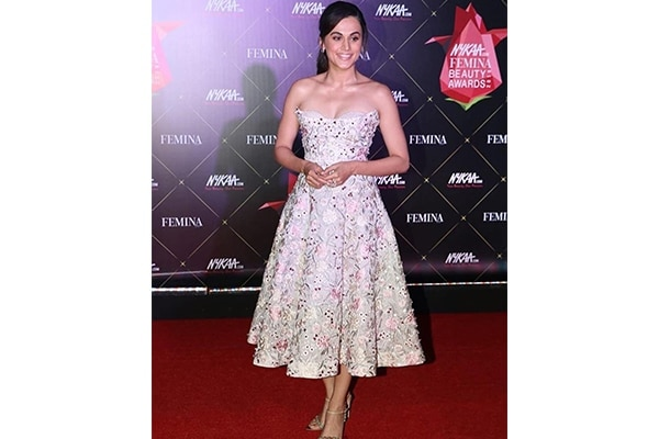 What's Taapsee Pannu's mantra for glowing skin