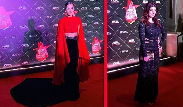 Bollywood divas reveal their beauty secrets at the Nykaa Femina Beauty Awards 2019