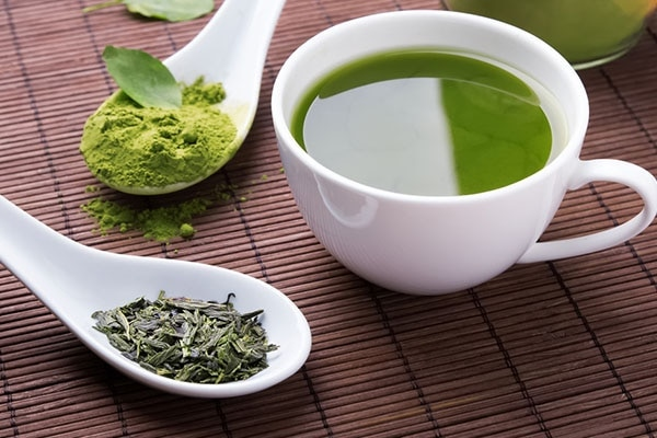 Green Tea Increases Hair Growth