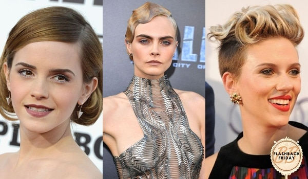 Flashback Friday: 5 Old school hairstyles that have made an epic comeback