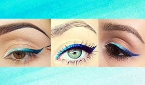 Ombré eye liners: the newest beauty trend on the block